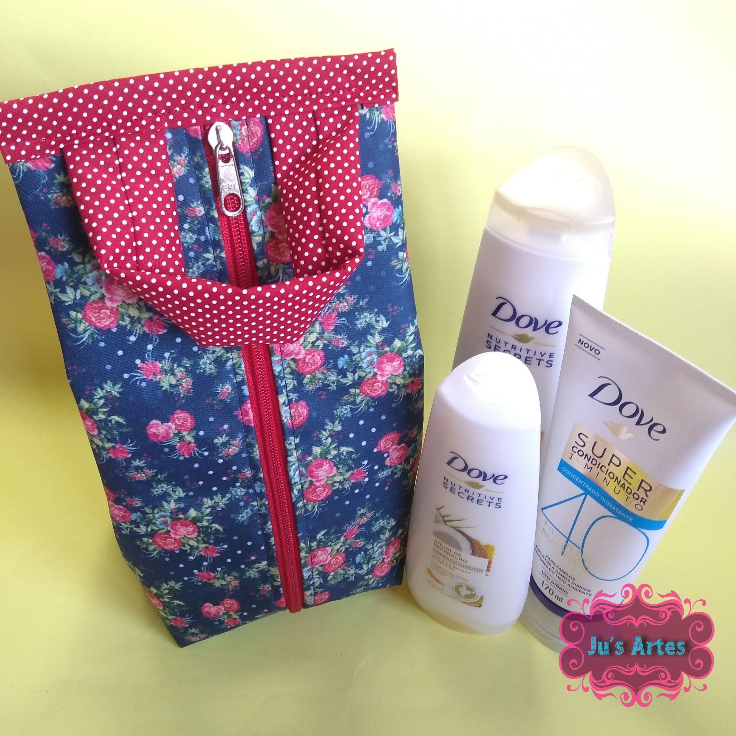 Photo of Necessaire Porta Shampoo – Kit Viagem