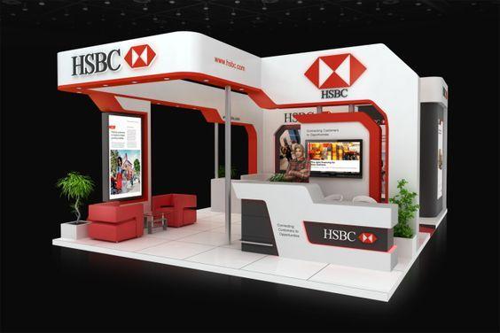 Exhibition Booth Rental Abu Dhabi : Hsbc abu dhabi by muhammad afsal at coroflot