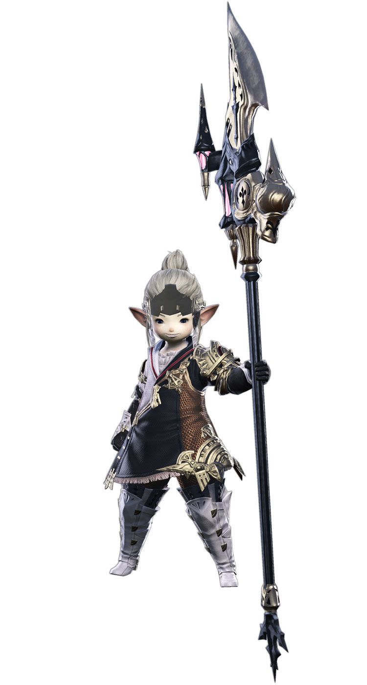 Dragoon Midas Gear | Places to Visit | Final fantasy collection