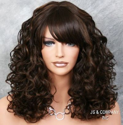 25+ Spiral perm with straight bangs inspirations