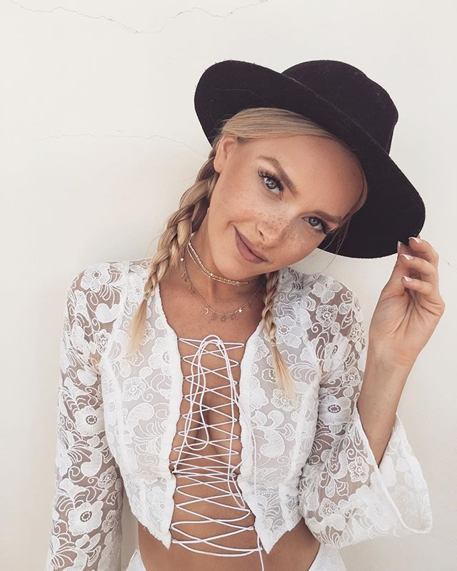 Camille Kostek Facts: Lace Tops, Tops, Fashion