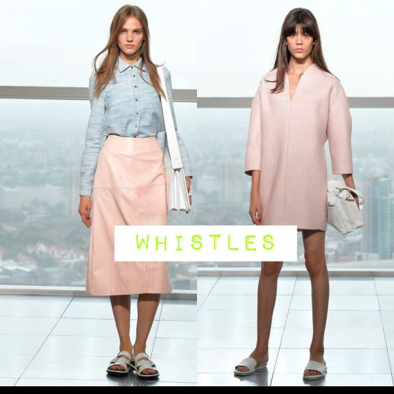 Whistles SS14