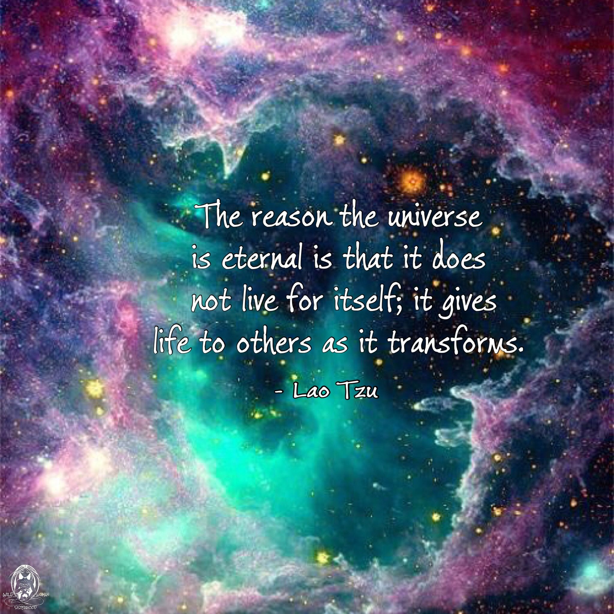Universe Quotes Pincheryl Miguel On Spirit Food ♥  Pinterest  Universe