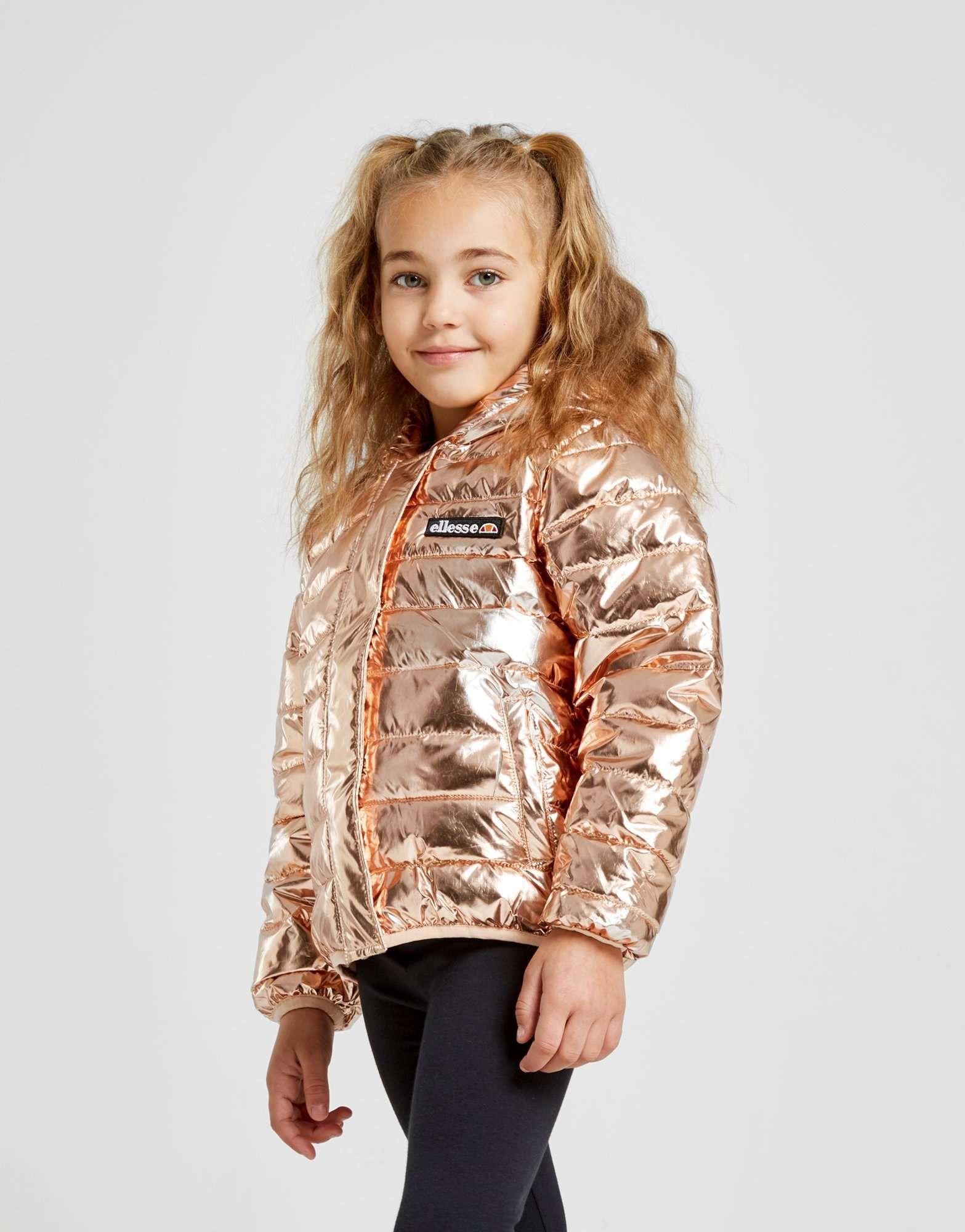 Ellesse Girls' Violet Foil Jacket Children Shop online