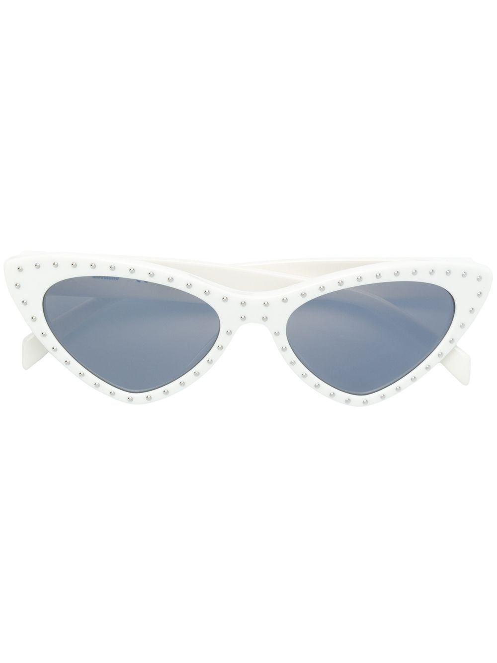 Moschino Eyewear MOS006/S sunglasses – White