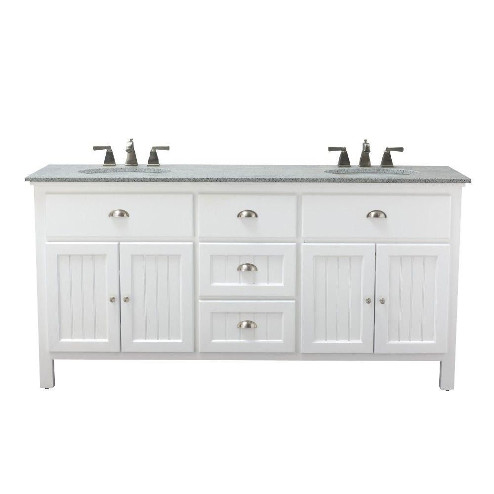 Home Decorators Collection Ridgemore 71 In W X 22 In D Double