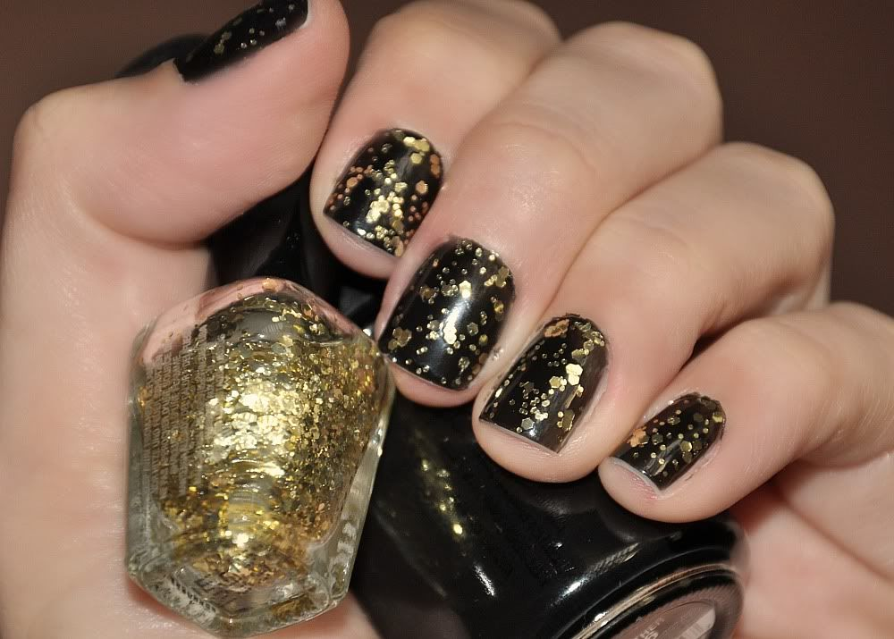 Katrinalomidze Com Glitter Me Timbers Gold Glitter Nail Polish Trendy Nails Gold Nail Designs
