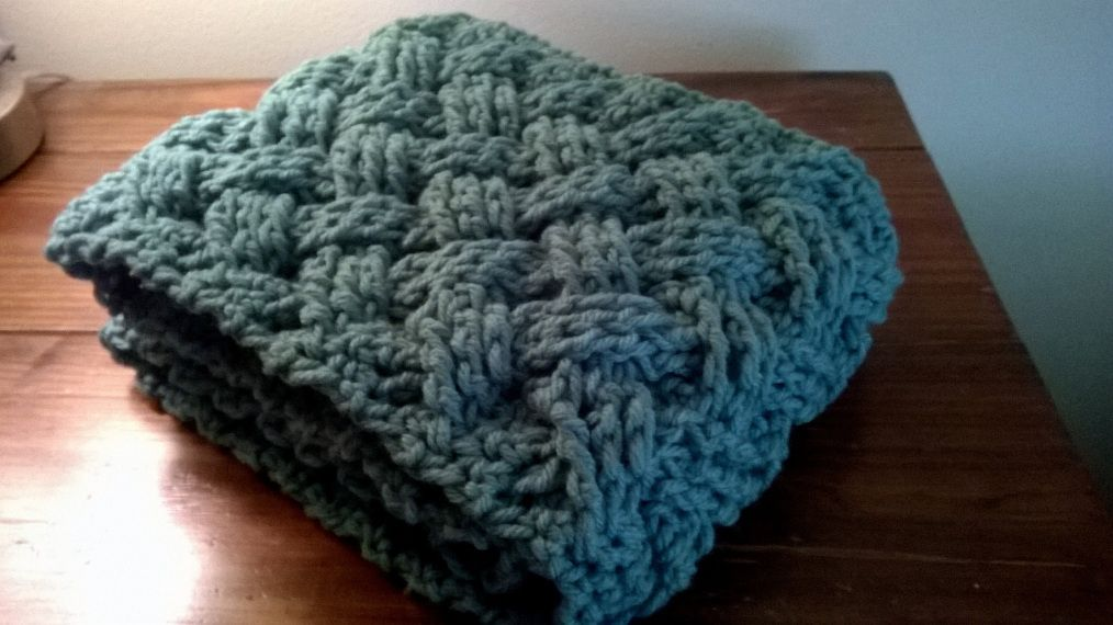 Woven Cowl ~ free pattern ᛡ