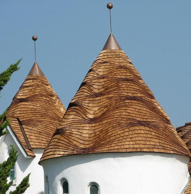 Best Oceanwave Wood Shingles Trullo Cone Shaped Stone Hut House Alberobello Puglia Italy 640 x 480
