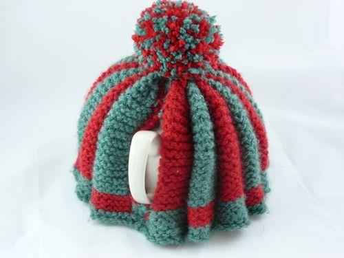 Handle | Knitted tea cosies, Tea cosy pattern, Tea cosy