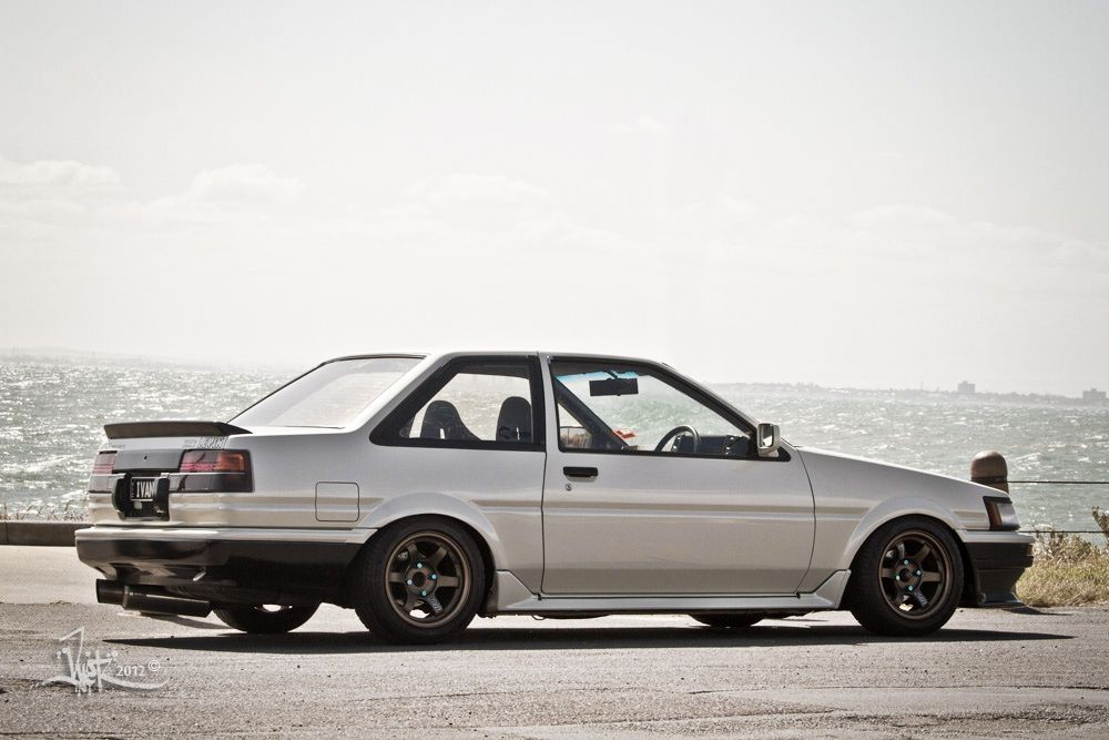 ae86 levin toyota corolla jdm pinterest. Black Bedroom Furniture Sets. Home Design Ideas