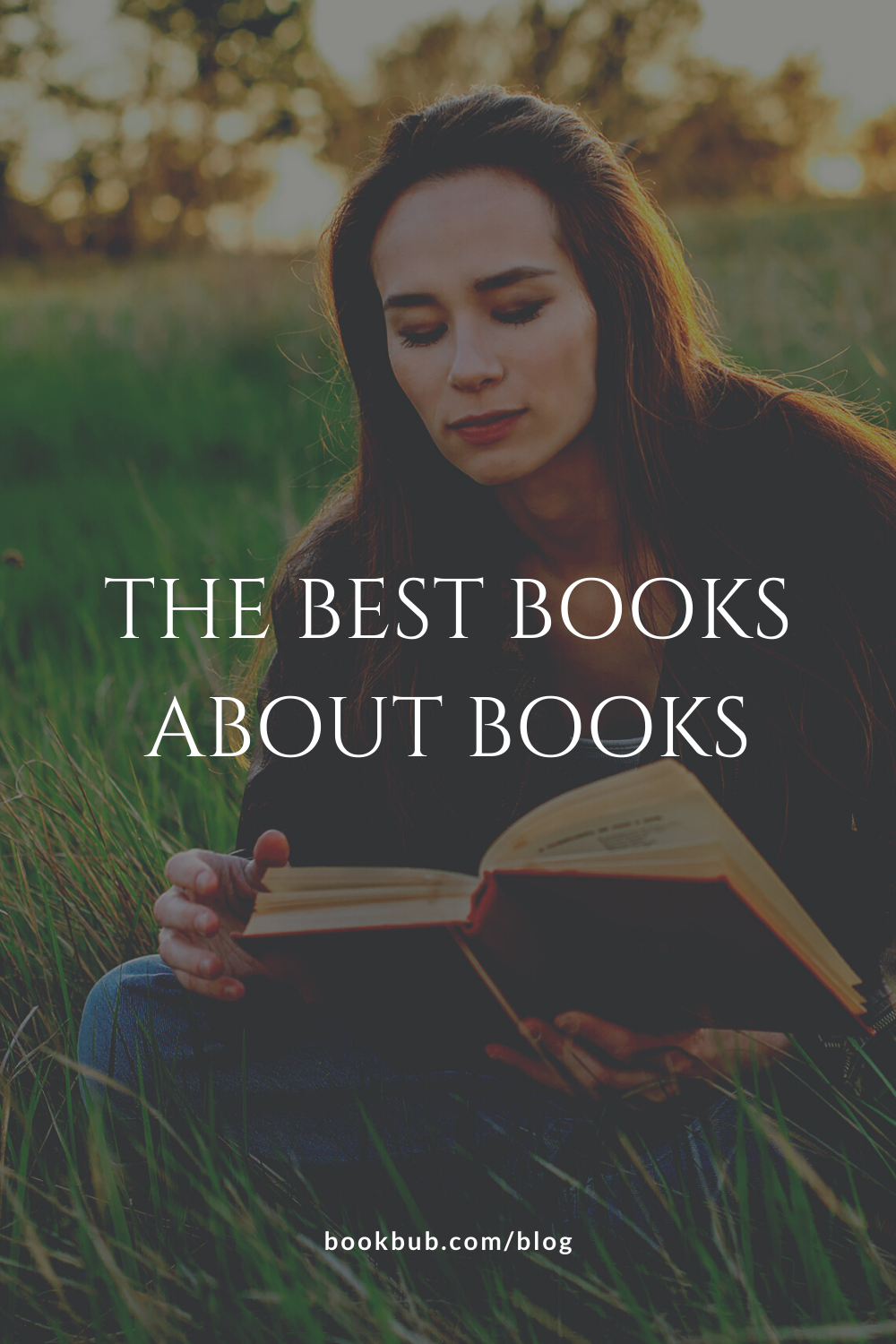 The ultimate reading list of books about books.  #books #novels #readinglist