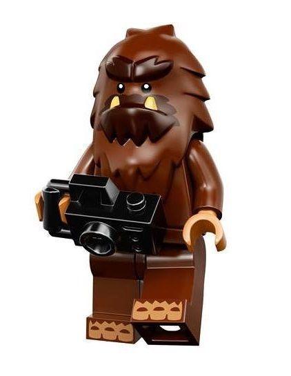 Square Foot Bigfoot NEW LEGO MINIFIGURES SERIES 14 71010