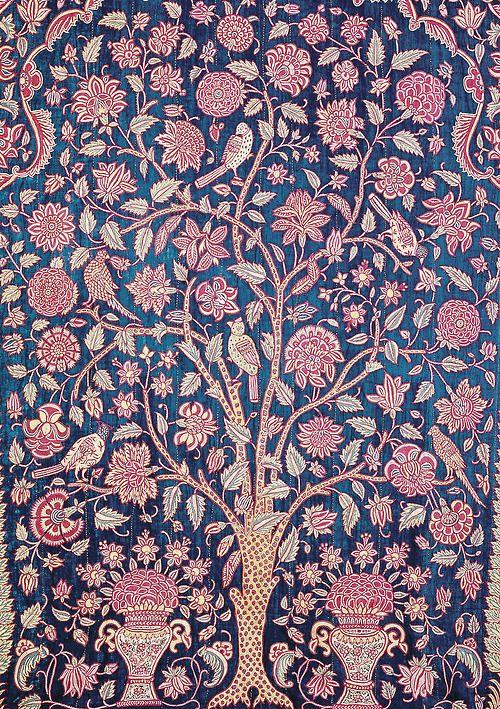 Palampore Print Patterns Of India Indian Textiles