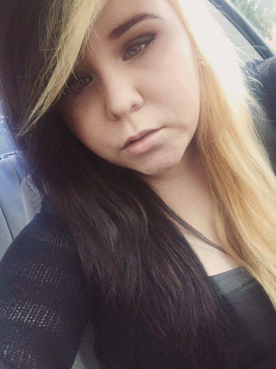Redid my hair jank