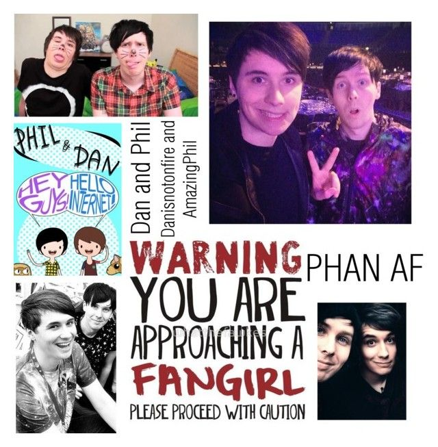 """""""PHAN AF"""" by musicandtravel ❤ liked on Polyvore featuring beauty"""