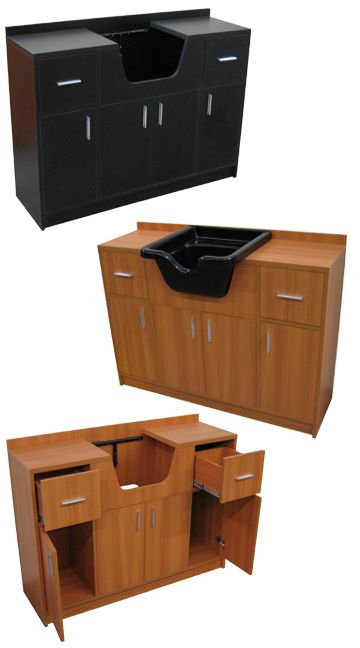 Ordinaire Shampoo Cabinet And Bowl