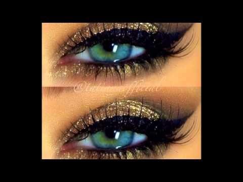 El mejor maquillaje de ojos del mundo: fácil,sencillo y rápido ...