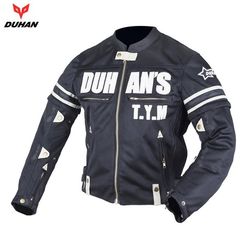 94.00$  Buy here - http://alidak.worldwells.pw/go.php?t=32788403414 - DUHAN Summer Motorcycle Enduro Racing Jacket Breathable Mesh Travel Riding Dirt Bike ATV Motocross Off-Road Jaqueta Clothing 94.00$
