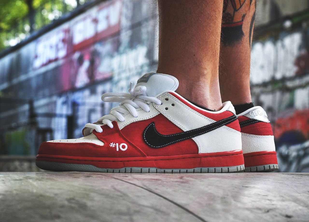 cheap for discount 58233 bc359 Nike SB Dunk Low Roller Derby (by Yannick Linck)