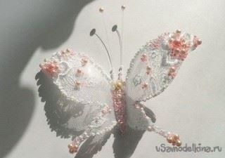 Удивительная бабочка