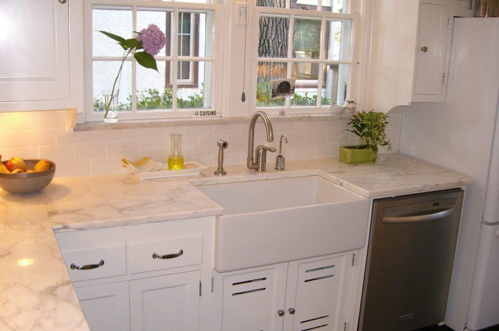 Modern Kitchen Elegant White Apron Front Sink For Rustic Kitchen Designs Be  Luxury Kitchen Sink Designs