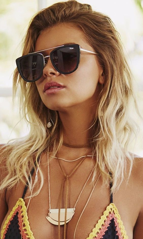 9d9b0d5c74 Quay Australia French Kiss Sunglasses