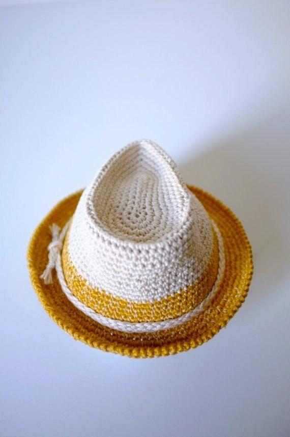 edf945e81 Baby girl fedora hat ester newborn photo props infant summer panama ...