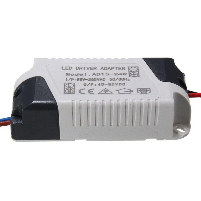 Ac85 265v Led Pilote Adaptateur D Alimentation Led Lampe Eclairage Transformateur 300ma 1 3 W 5 W 7 W 12 W 15 W 24 Led Light Lamp Light Accessories Led Drivers