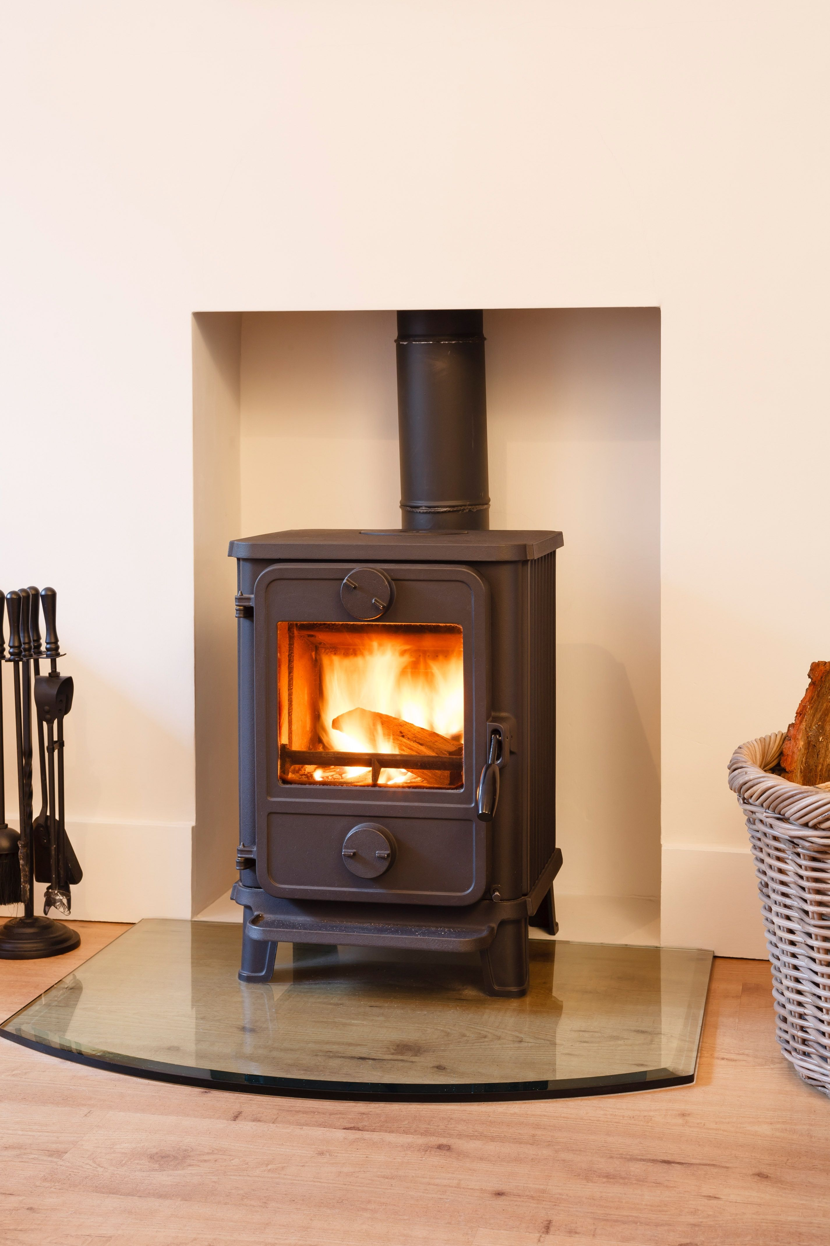 Beautiful Glass Hearths Contact Us For Your Order 01303 220666 Or Visit Our Website Www Shepwayglass Wood Burning Stove Glass Fireplace Contemporary Fireplace