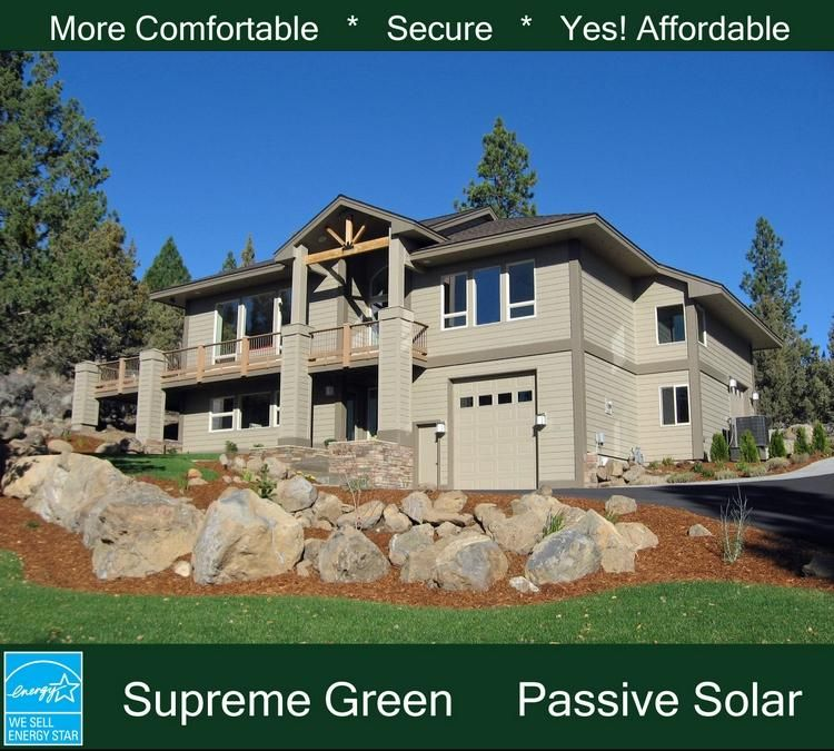 House Plan 192-00008 - Passive Solar Plan: 2,495 Square ...