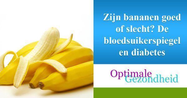 Banane bei diabetes erlaubt