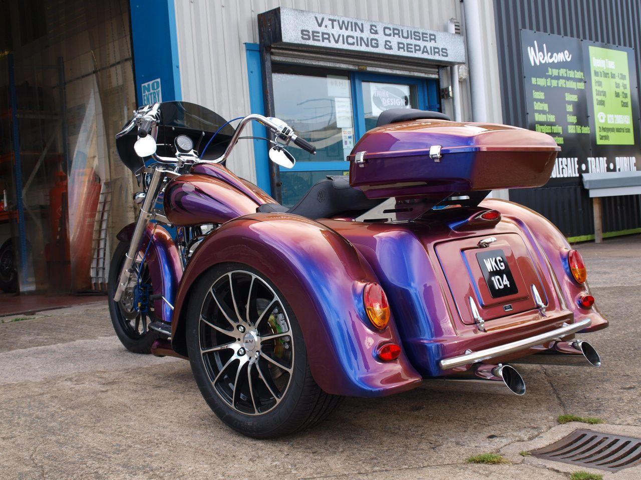 Chameleon trike Trike, Motorcycle design, Car and