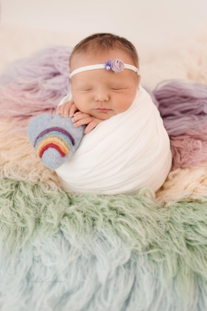 Rainbow baby rainbow baby photo ideas newborn photographer newborn photo ideas baby