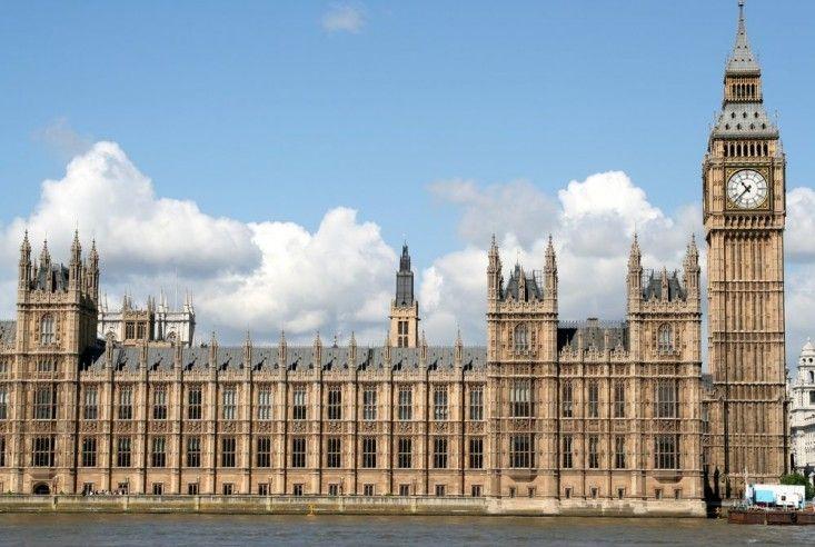 London Parliament Building Remodelista Houses Of Parliament