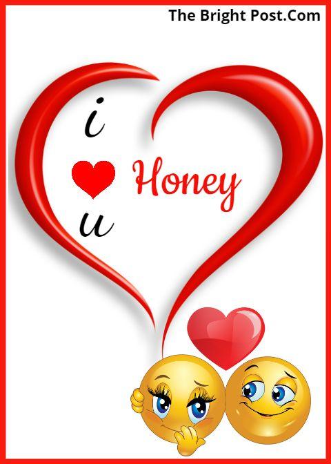 I Love You Honey
