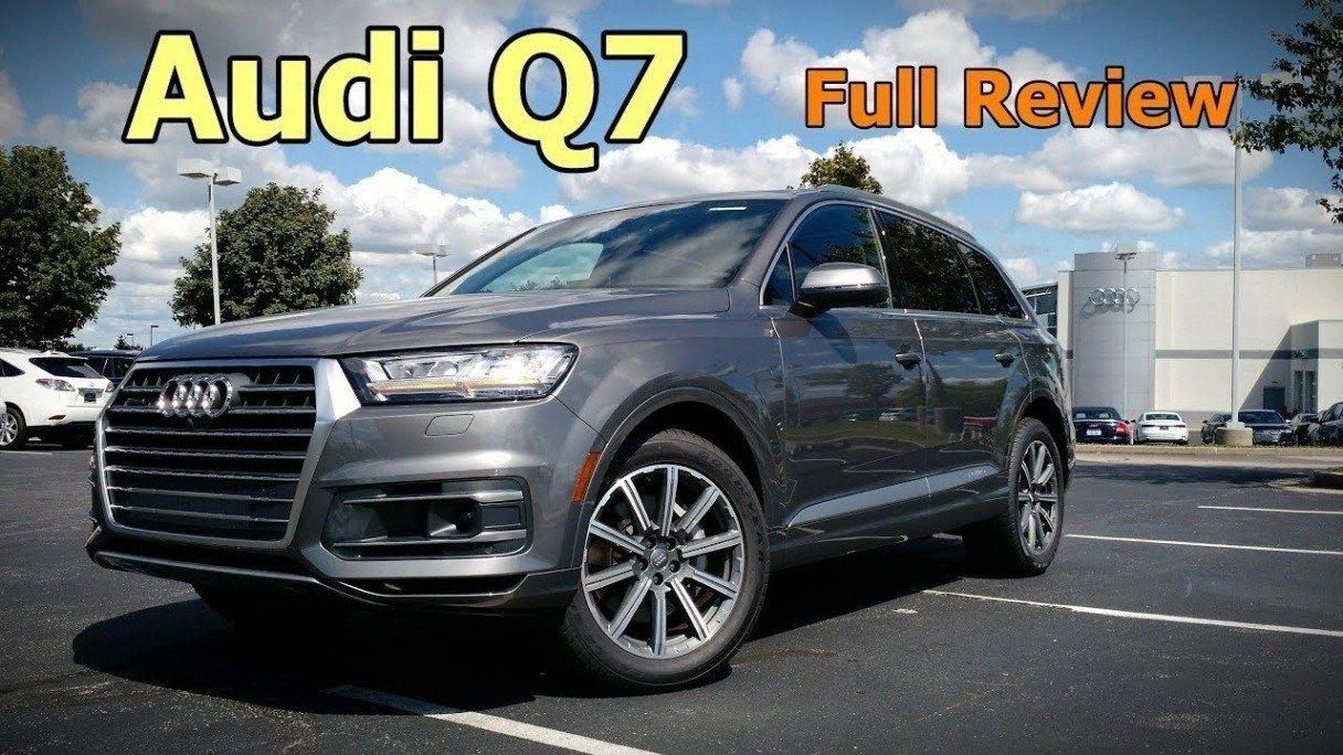 2020 Audi Q7d Fuel Economy 2020 Audi Q7d Fuel Economy