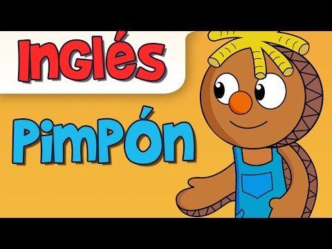 Pin Pon Es Un Muneco Canciones Infantiles Youtube Canciones Infantiles Canciones Musica Infantil