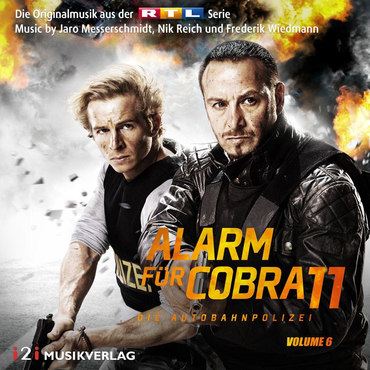 cobra 11 Alarm für Cobra 11, Vol. 6 Die Originalmusik
