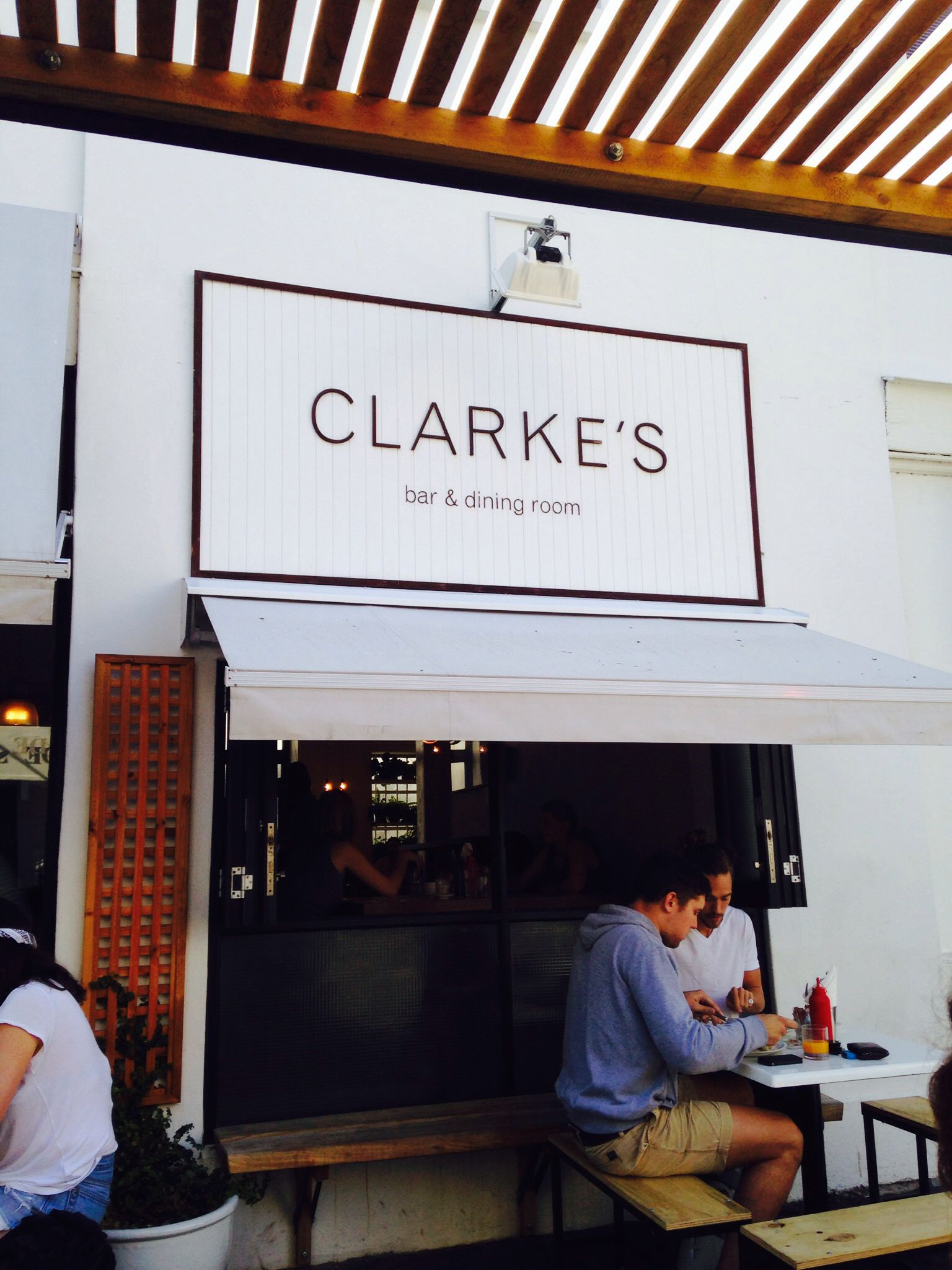 Clarke's - Cape Town
