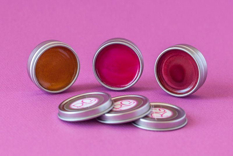 Fun and natural lip balms and scrubs natural lip balm