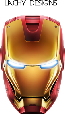 Ironman Head 2 Psd77526 Png 228 400