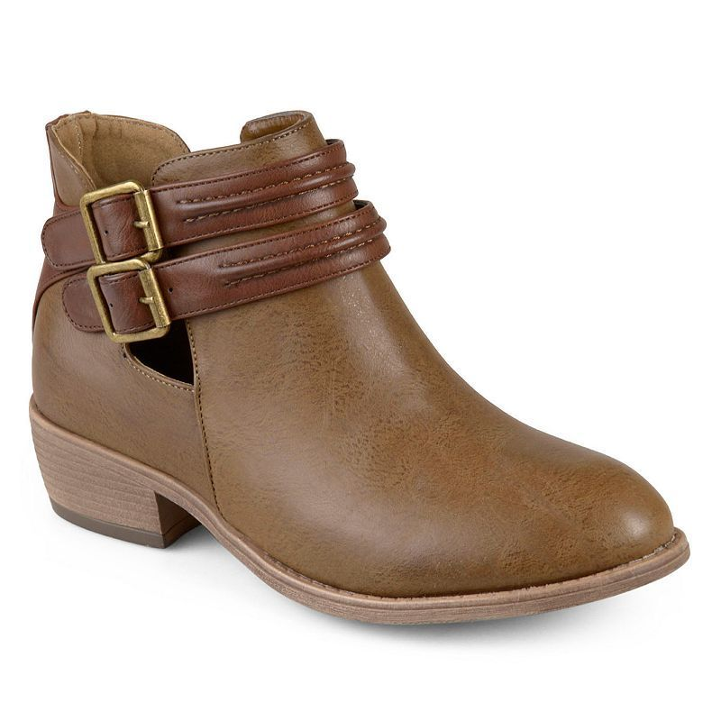 2cb2eb747ea Journee Collection Shay Women s Ankle Boots