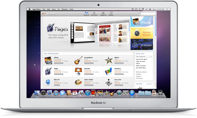 how to reinstall apps on mac