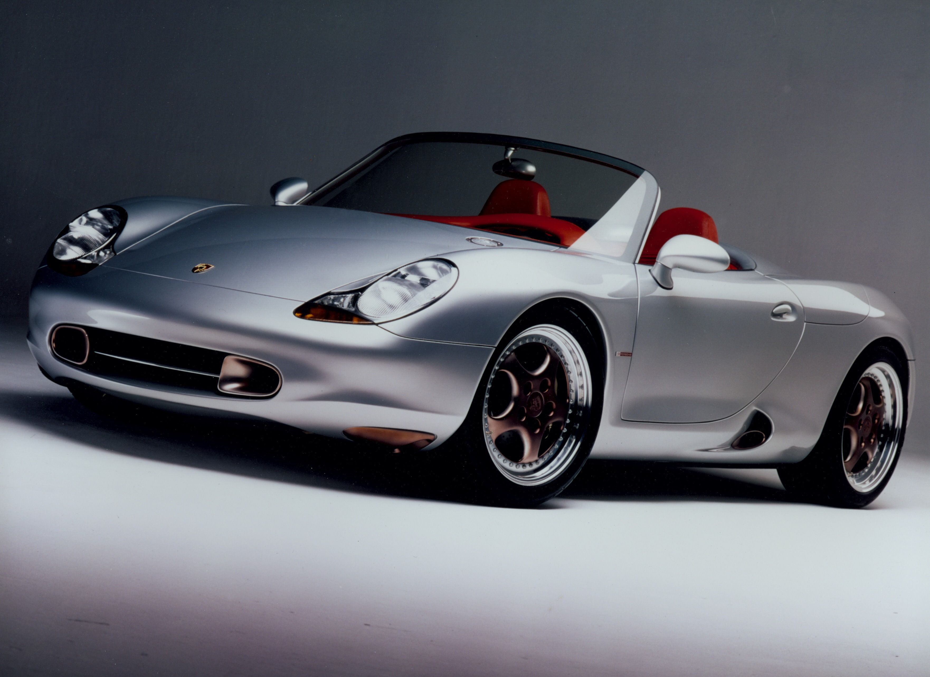 Study Of The 986 Boxster 1993 Shown Amongst Others In Detroit And Geneve Porsche Boxster Porsche Boxter Boxster