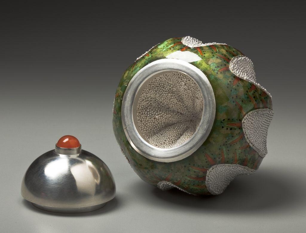 Sarah Perkins   Precious metal clay, Clay box, Metal art   Metal Clay Boxes