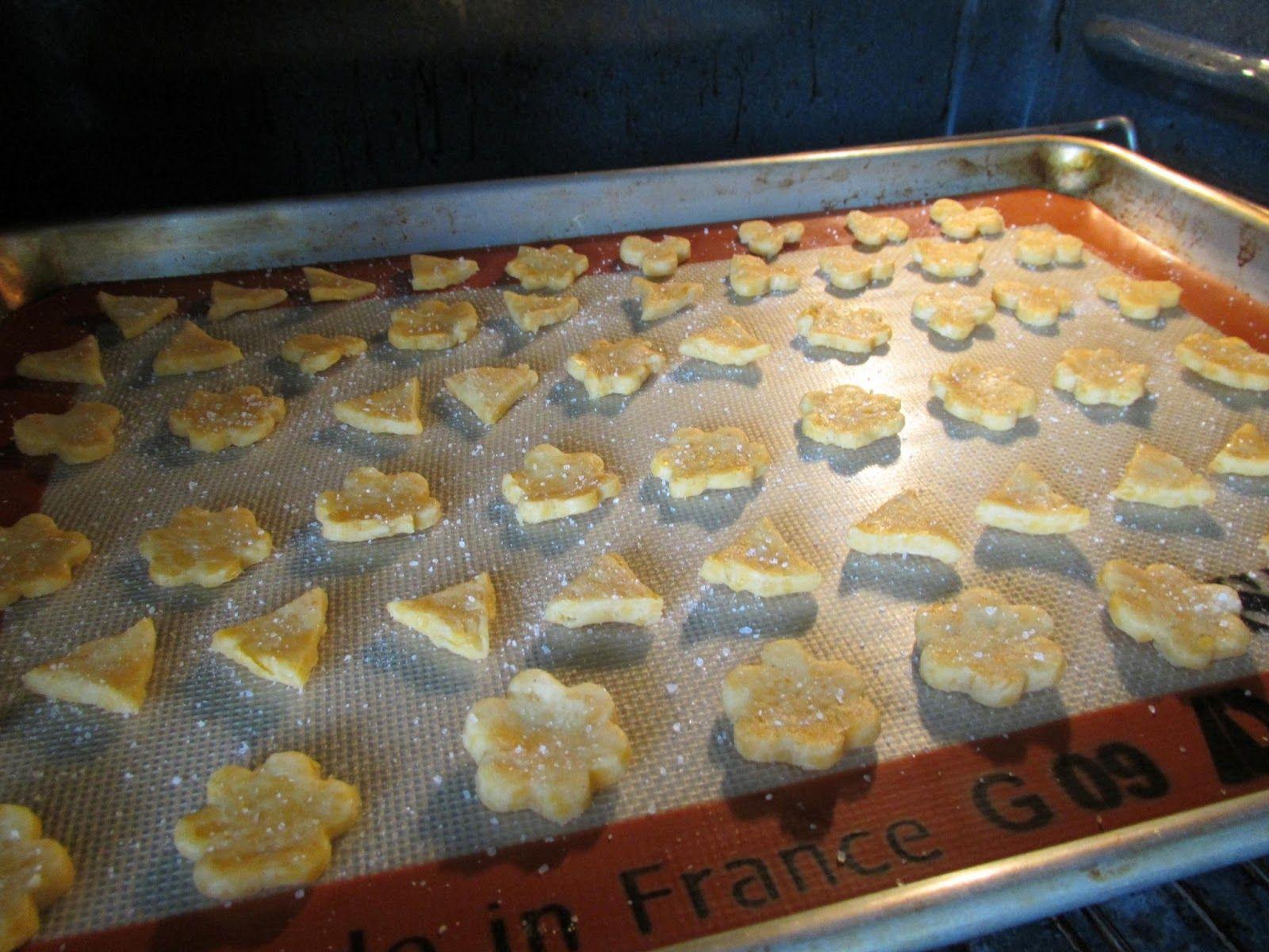Glutenfree cheezit style crackers gluten free