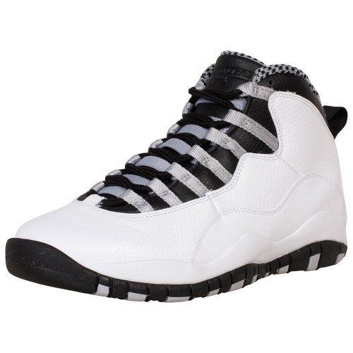 Jordan AJ 10 Retro Basketball Shoe