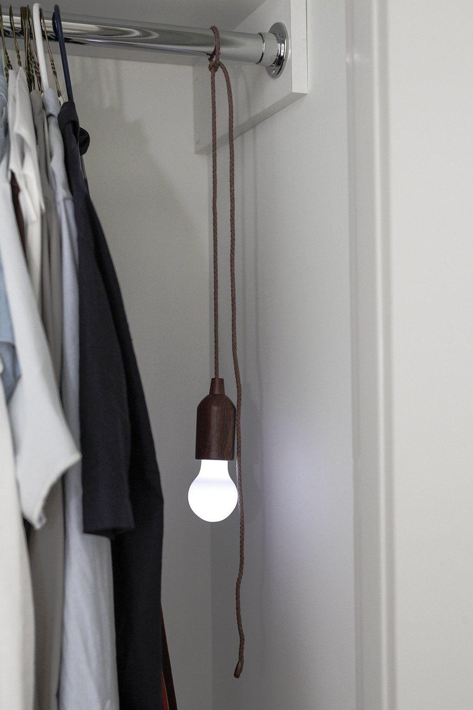 Led Lampe An Der Schnur Kabellose Gluhbirne Mit Zugschalter Gluhbirne Led Lampe Lampe