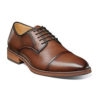 Footaction Cheap Online Florsheim Gallo Wing Ox(Men's) -Black Smooth Leather Manchester 6yiO5462LI